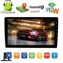 "10.1"" 2Din Android 9.1 Car Stereo Radio GPS Navigation Wifi"