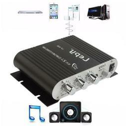 12V 4 Channel Amp Car Stereo Amplifier Amp