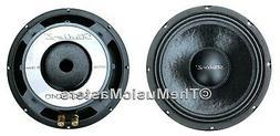 """10"""" inch Home Stereo Sound Studio WOOFER Subwoofer Speaker"""