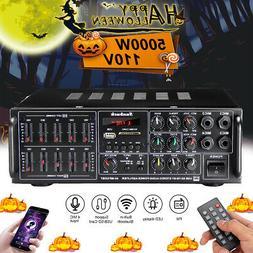 325BT 2000W Digital bluetooth Stereo Power Amplifier Home Au