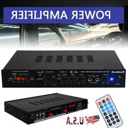 2000W 5 Channel Home Stereo Power Amplifier Receiver Audio A