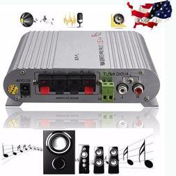 200W Hifi Cd Radio Car Home Audio Stereo Bass Mp3 Speaker Am