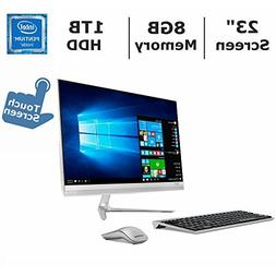 2017 Newest Lenovo IdeaCentre 510S All-in-One Desktop PC wit