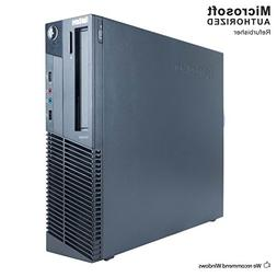 2018 Lenovo Think Center M92p SFF Desktop Computer,Intel Cor