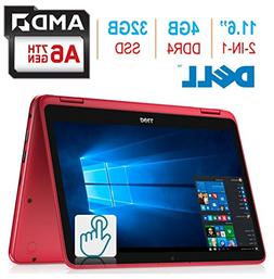 2018 Newest Dell Inspiron 11.6-inch 3000 2-in-1 Touchscreen