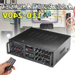 Sunbuck 325BT bluetooth Power Amplifier 2000W 110V AMP Home