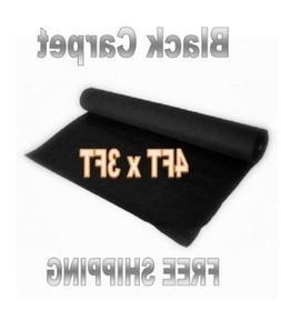 3ft x 4ft Black DJ CAR SUB Speaker Box Carpet Trunk Liner, M