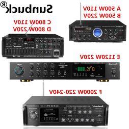 500W-2000W bluetooth Digital Karaoke Stereo Home HIFI Audio
