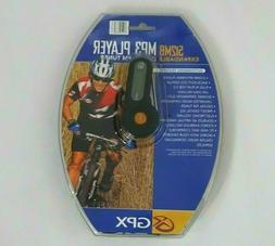 GPX 512 MB WMA MP3 Digital Audio Player Digital Tune FM Ster