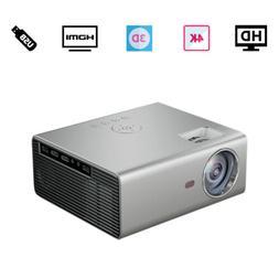 720P Portable Home Theater Projector 3500 Lumen 1080p HDMI L