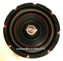 Pair 8 inch Home Stereo Sound Studio WOOFER Subwoofer Speake