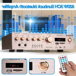 920W 220V 5CH bluetooth HiFi <font><b>Stereo</b></font> AV S