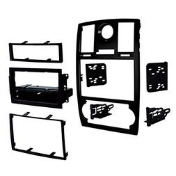 Metra 99-6516B Single/Double DIN Mounting Kit with OEM Bezel