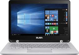 "ASUS 2-in-1 13.3"" Touchscreen Full HD Convertible Laptop, 7t"