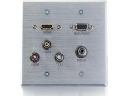 C2G/Cables to Go 39704 HDMI, VGA, 3.5MM Audio, Composite Vid