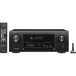 Denon AVR-X4100W 7.2 Network AV Receiver with Wi-Fi, Bluetoo