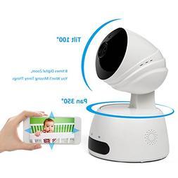 Elebor Wireless Wifi Security Camera, IP Camera HD Indoor Ho