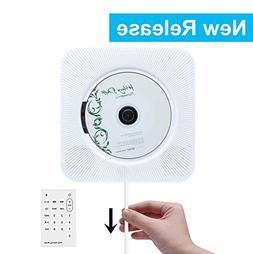 Firebox Latest Wall Mountable Bluetooth Hi-Fi CD Music Playe