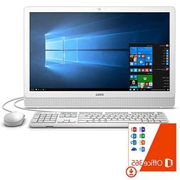 """Newest Dell Inspiron All-in-One Flagship Premium 23.8"""" Full"""