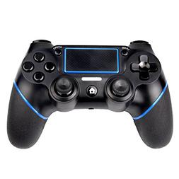 PS4 Controller, Sades C200 Bluetooth Gamepad Six Axies DualS