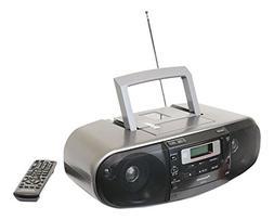 Panasonic RX-D55GC-K Boombox – High Power MP3 CD AM/ FM Ra