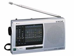 SONY 12 Bands World Band Receiver Radio ICF-SW11 | SW Introd