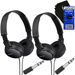 Sony MDRZX110 ZX Series Stereo Headphones  with 3.5mm Mini P