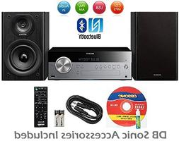 Sony Micro Home Audio System with Wireless NFC Bluetooth, MP
