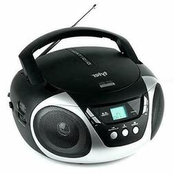 Tyler Portable Sport Stereo CD Player TAU101-SL with AM/FM R