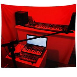 Westlake Art - Keyboard Musical - Wall Hanging Tapestry - Pi