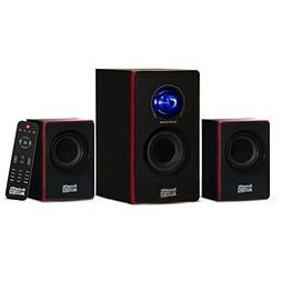 Acoustic Audio AA2103 Home 2.1 Speaker System for Multimedia