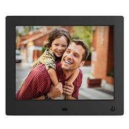 NIX Advance Digital Photo Frame 8 inch X08E. Electronic Phot