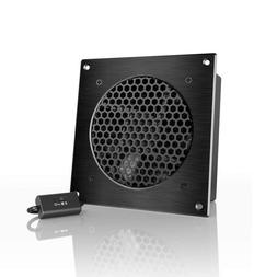 "AC Infinity AIRPLATE S3, Quiet Cooling Fan System 6"" with Sp"