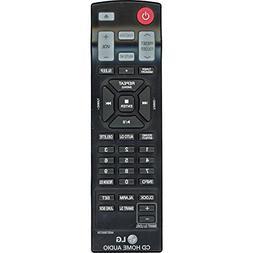 LG AKB73655739 HiFi Stereo Speaker Remote