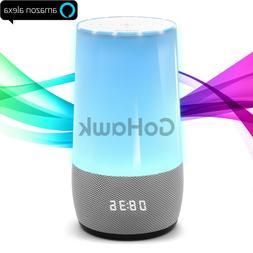 GoHawk Alexa WiFi Bluetooth Smart Loud Speaker Home Stereo S