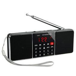 RETEKESS AM/FM Stereo Radio MP3 Player Speaker +Sleep Timer
