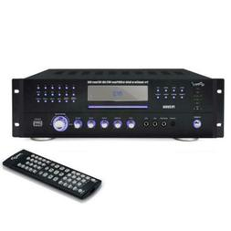 PYLE PRE AMP DVD/MP3/AM/FM/TUNER USB