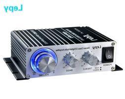 Lepy Amplifiers Audio Component Amplifier Black LP-2020A Cla