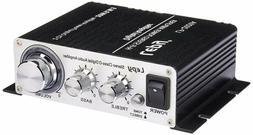 Lepy Amplifiers Audio Component Amplifier, Black