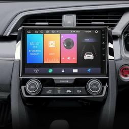 Android Car Stereo Radio Player Gps Wifi For Honda Civic 201