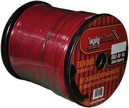 Audiopipe AP18500RD Remote Wire Audipipe 18ga 500' Red