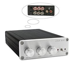 DROK Digital Audio Amplifier, Home HiFi Stereo Amplifier Sub