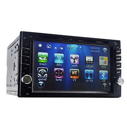 audio double din car dvd