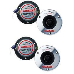 """NEW Set of 4 Audiopipe ATR-3721 3.75"""" Speaker 700W Titanium"""