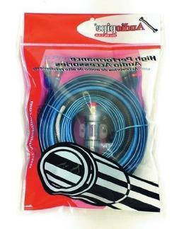 NEW AUDIOPIPE BMS2100X 4 Ga Gauge Wire 2000W Car Amplifier I