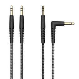 AUX Cable AUX Cord 3.5mm Audio Cable Male to Male Nylon Brai