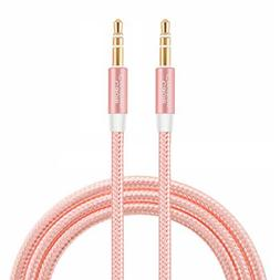 Audio Cable,CableCreation 1.5 ft 3.5mm Male to Male Auxiliar