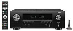 Denon AVR-S740H Receiver, 7.2 Channel 4K Ultra HD for Unmatc