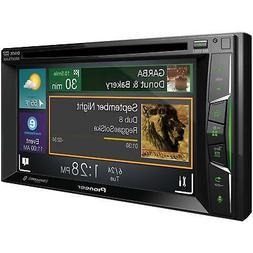 Pioneer AVH500EX 6.2 DVD Head Unit BLK
