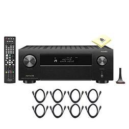 Denon AVR-X4500H 9.2CH High Power 4K Ultra HD AV Receiver Cu